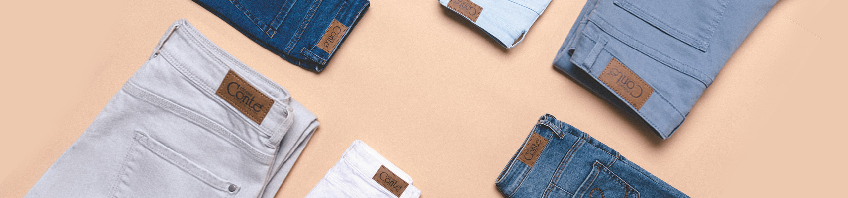 Новая коллекция джинсов SS 2019
