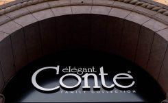 Флагманский магазин Conte открылся в самом сердце Минска