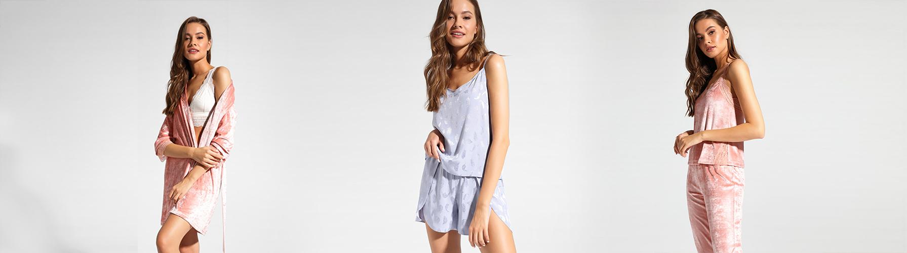 Коллекция домашней одежды Conte