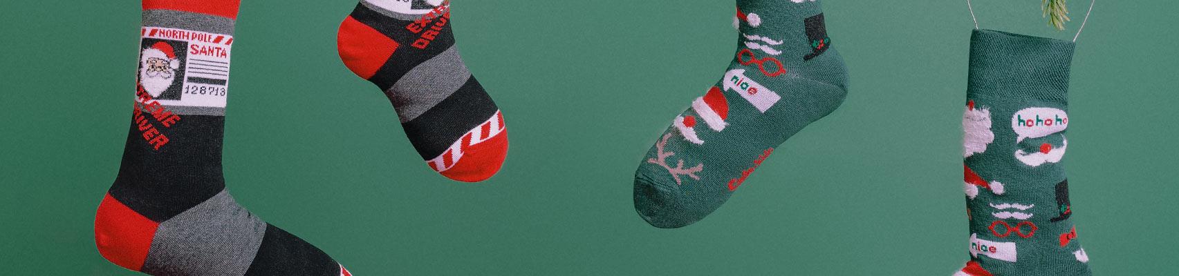 Новогодние носки от Conte, Diwari и Conte-kids