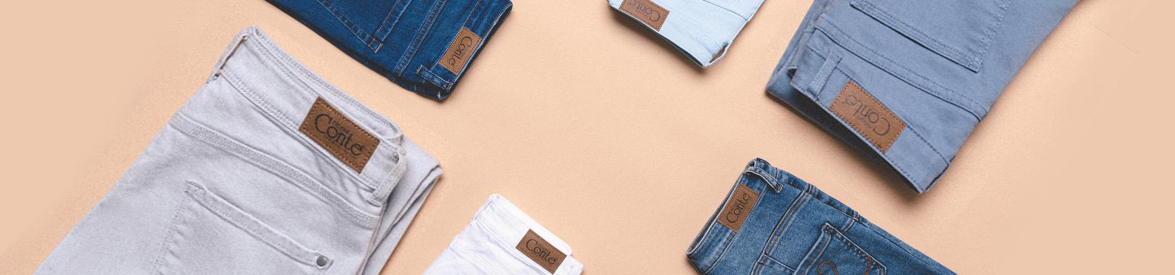 3b38f0a542e Новая коллекция джинсов SS 2019 • Conte