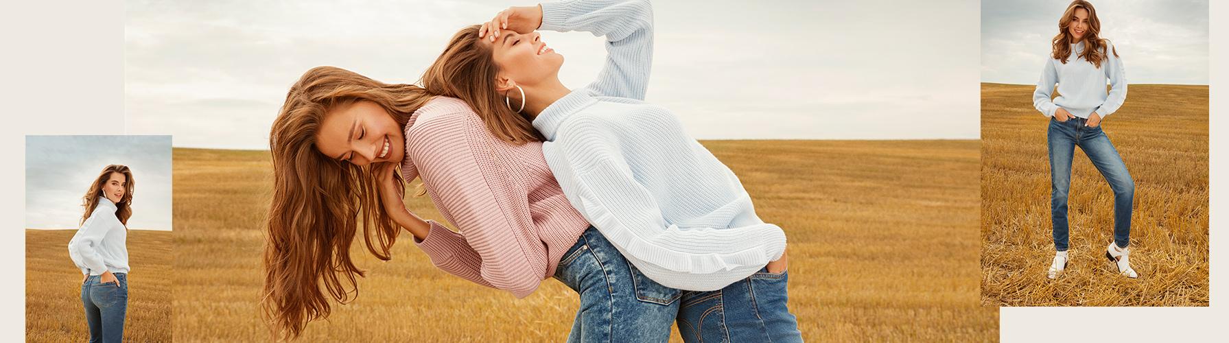 Новая коллекция джинсов Conte AW 2019/2020